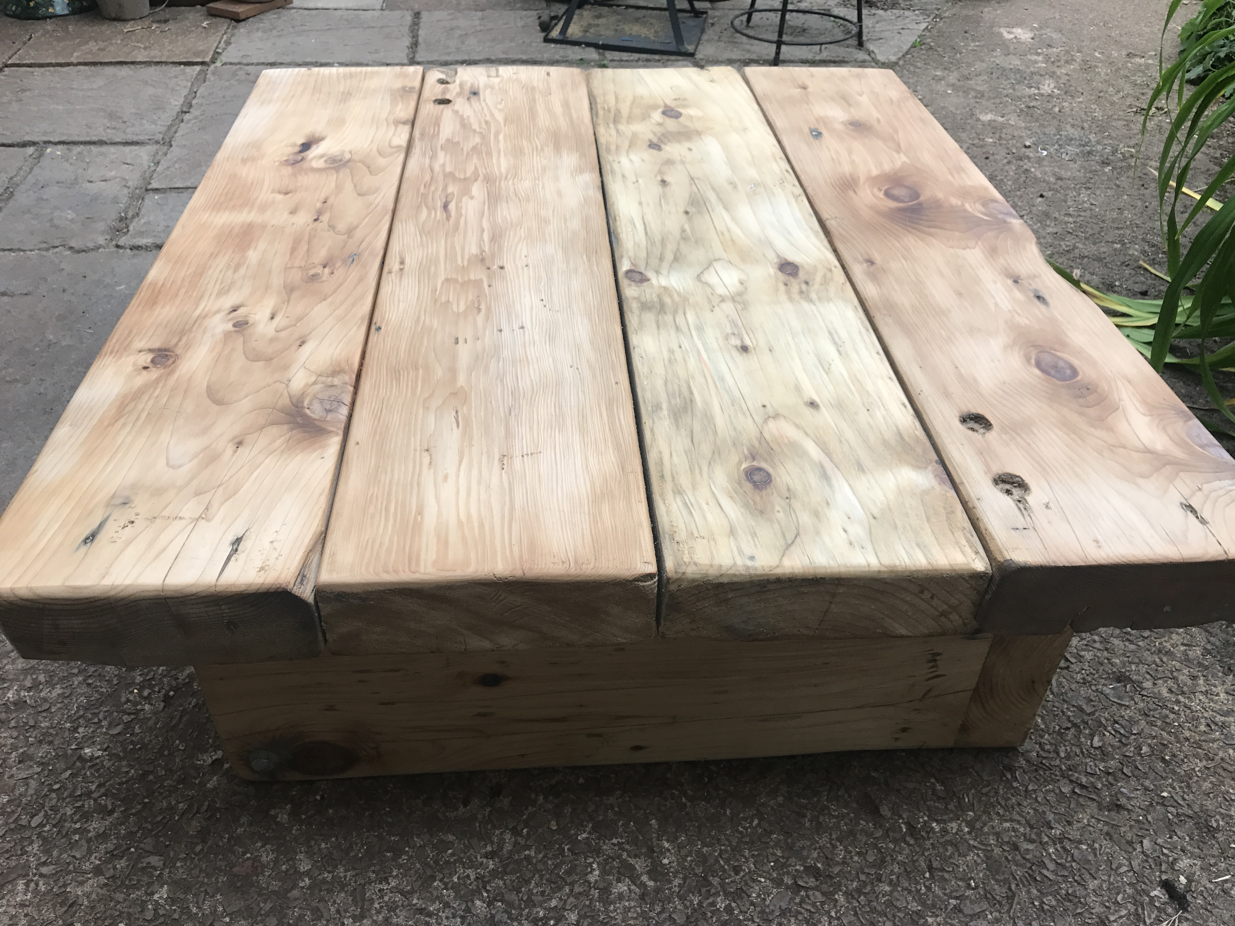 Rustic Coffee tables made to order